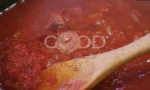 Палтус в томатном соусе рецепт шаг 5