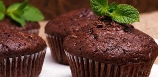 Шоколадные маффины кулинарный рецепт