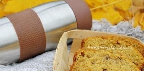Тыквенный кекс кулинарный рецепт