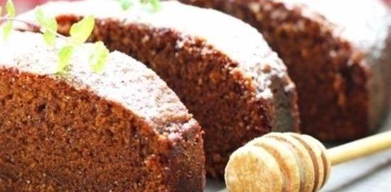 Ароматный медовый кекс в хлебопечке кулинарный рецепт