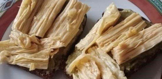 Бутерброды для постящихся кулинарный рецепт
