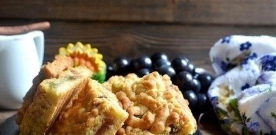 Хрустящее печенье в микроволновке кулинарный рецепт