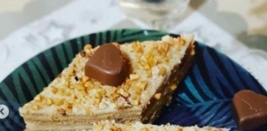«Мамулин тортик» кулинарный рецепт