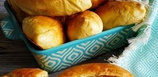 Пирожки с картошкой кулинарный рецепт