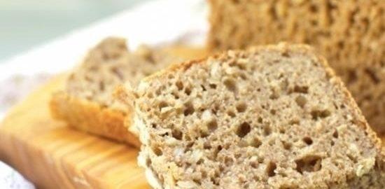 Ржаной хлеб с семечками на закваске кулинарный рецепт