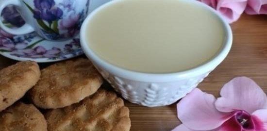Сгущенное молоко «Пять минут» кулинарный рецепт
