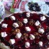Торт без выпечки «Лакомый кусочек» кулинарный рецепт