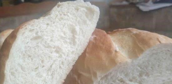 Белый хлеб на кефире кулинарный рецепт