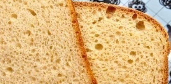 Хлеб кунжутный кулинарный рецепт