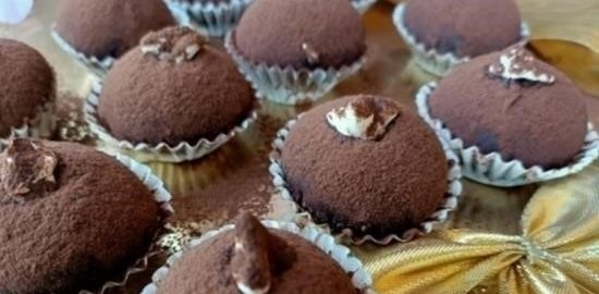 Конфеты «Тирамису» кулинарный рецепт