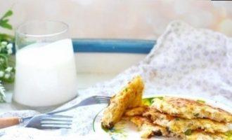 Лепешка сырная кулинарный рецепт