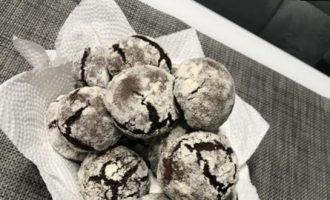 Мраморное печенье кулинарный рецепт
