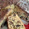 Пасхальный кекс с ароматом миндаля кулинарный рецепт