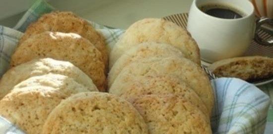 Печенье с зеленым чаем кулинарный рецепт