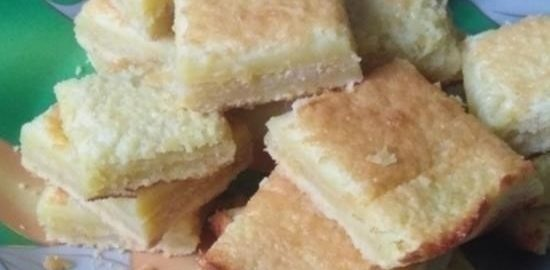 Песочное печенье с апельсином кулинарный рецепт