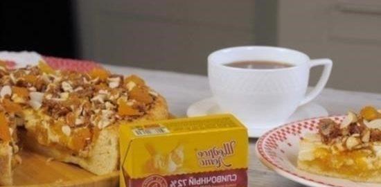 Польский пасхальный пирог «Мазурек» кулинарный рецепт