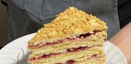 Рубленый торт кулинарный рецепт