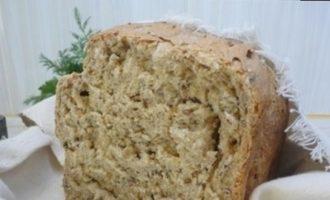Зерновой хлеб на темном пиве кулинарный рецепт