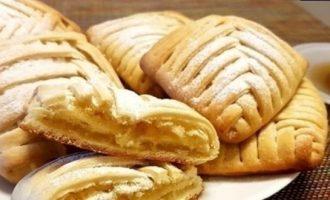Итальянское песочное пирожное кулинарный рецепт
