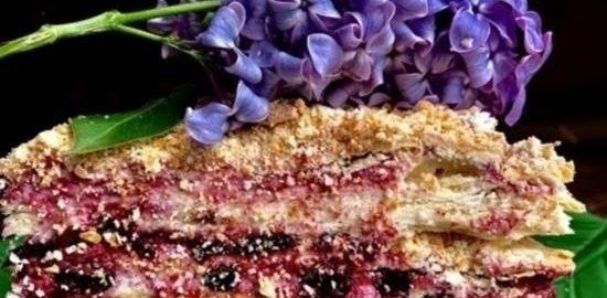 Майский «Наполеон» кулинарный рецепт