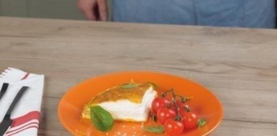 Омлет «Пуляр» кулинарный рецепт