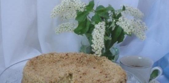 Овсяная королевская ватрушка кулинарный рецепт