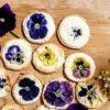Песочное печенье «Анютины глазки» кулинарный рецепт