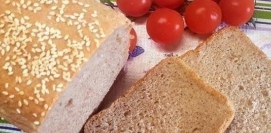 Пшенично-ржаной хлеб кулинарный рецепт