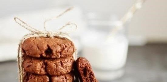 Шоколадное печенье кулинарный рецепт