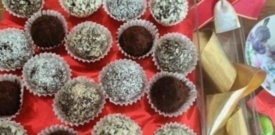 Шоколадные трюфели кулинарный рецепт