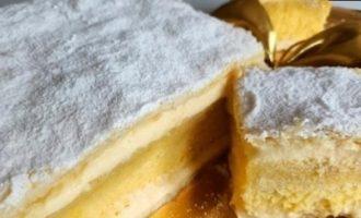 Торт «Дипломат» кулинарный рецепт