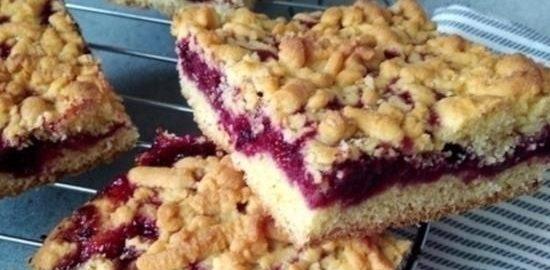 Венский пирог на новый лад кулинарный рецепт