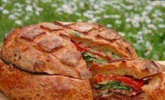 Хлеб «Пикник» кулинарный рецепт