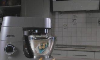 Маффины с чаем матча кулинарный рецепт