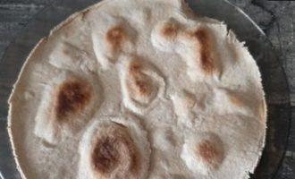 Диетический лаваш на овсяной муке кулинарный рецепт
