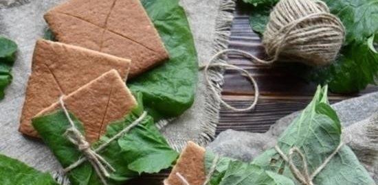 Эльфийский хлеб лембас кулинарный рецепт