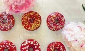 Настоящие американские пончики кулинарный рецепт