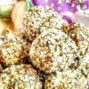 Полезные конфеты «Коноплянка» кулинарный рецепт