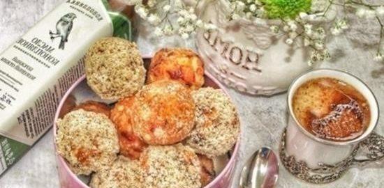 Полезные конфеты с миндалем и курагой кулинарный рецепт