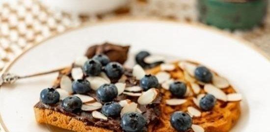«Шоколадная» паста без шоколада кулинарный рецепт