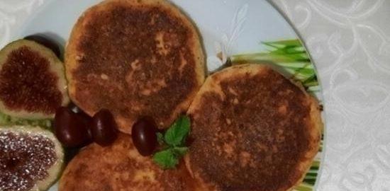 Сырники на завтрак кулинарный рецепт