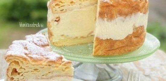 Торт «Карпатка» кулинарный рецепт