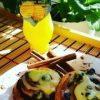 Улитки с изюмом и лимонной глазурью кулинарный рецепт
