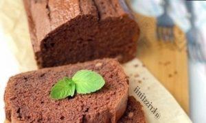 Быстрый шоколадный кекс кулинарный рецепт
