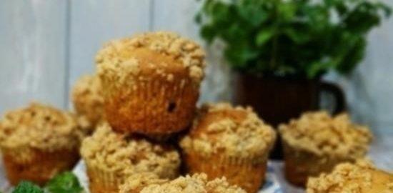 Кексы с кленовым сиропом и шоколадом кулинарный рецепт