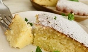 Лимонный пирог рецепт шаг 7