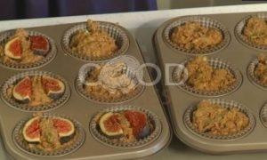 Маффины с инжиром и тыквенными семечками рецепт шаг 6