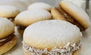 Печенье «Альфахорес» кулинарный рецепт