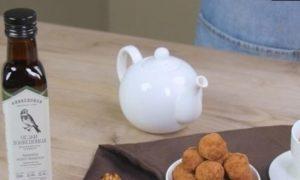 Полезные финиковые конфеты кулинарный рецепт