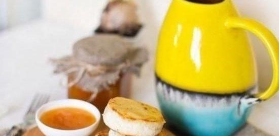 Сырники с лимонной цедрой кулинарный рецепт